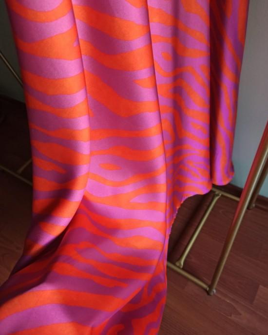 Silk Satin Skirt