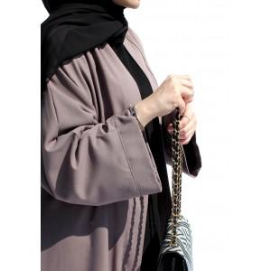 Kimono Collar Abaya