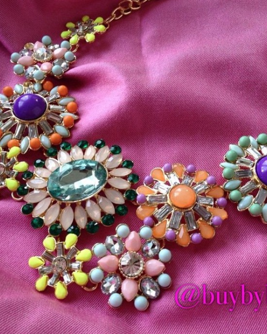 Colorful Glow Necklace